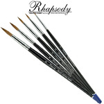 Creative Mark Rhapsody Kolinsky Sable Artist Brushes