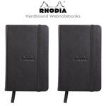 Rhodia Hardbound Webnotebooks