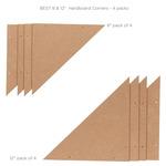 BEST Hardboard Corners