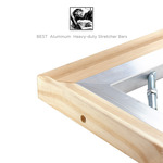 BEST Aluminum Heavy-duty Stretcher Bars