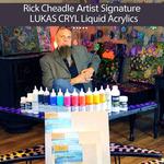 Rick Cheadle Signature LUKAS CRYL Liquid Acrylics Sets