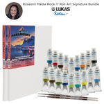 Roseann Madia LUKAS Berlin Rock-n-Roll Art Signature Bundle