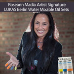 Roseann Madia Signature LUKAS Berlin Water Mixable Oils Sets