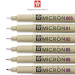 Sakura Pigma Micron Pens & Fineliners