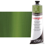 Daler-Rowney Georgian Oil Color 225 ml Tube - Sap Green