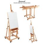 Savannah Studio Easel by Creative Mark