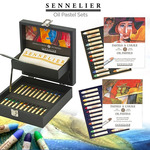 Sennelier Oil Pastel Sets - Box Sets