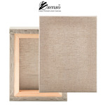 "Senso Clear Primed Stretched Linen Canvas 1-1/2"" Deep"
