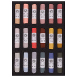 Unison Soft Pastels Set of 18 - Portrait Colors