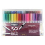 Sargent Art Classic Fine Marker Set of 50 Colors