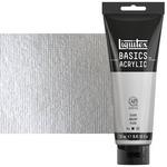 Liquitex Basics Acrylics 250ml Silver