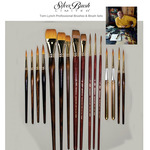 Silver Brush Tom Lynch Watercolor Brushes and Brush Sets