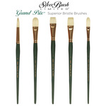 Silver Brush Grand Prix® Superior Bristle Brushes