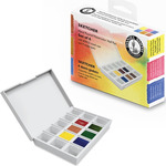 Daniel Smith Watercolor 1/2 Pan Set,6 Sketcher Colors