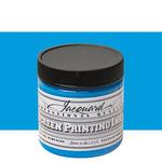 Jacquard Screen Printing Ink 4 oz Jar - Sky Blue