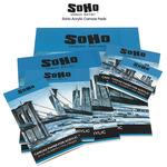 SoHo Acrylic Canvas Pads
