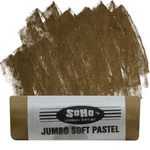 SoHo Urban Artist Jumbo Artists' Soft Pastel Stick - Bister