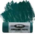 SoHo Urban Artist Jumbo Artists' Soft Pastel Stick - Deep Turquoise