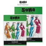 SoHo Marker Paper Pads