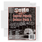 SoHo Canvas Panels Deluxe Pack Number 1 (24 Panels Mix Size)
