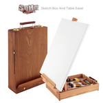 SoHo Sketch Box And Table Easel