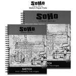 SoHo Sketch Paper Pads