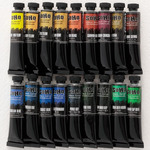 SoHo Urban Artist Watercolor Paints (7ml Tubes) Set of 18