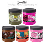 Speedball Print Posse Acrylic Screen Printing Ink