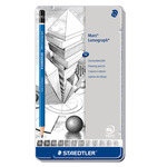 Staedtler Lumograph Graphite Pencil Sets