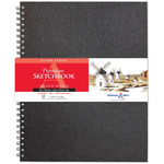 "Stillman and Birn Premium Mixed Media Sketchbooks Alpha Series, 50 sheets 11x14"" - Wirebound"