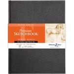"Stillman and Birn Premium Mixed Media Sketchbooks Gamma Series, 62 sheets 8.5x11"" - Hardbound"
