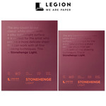 Stonehenge Light Paper Pads by Legion