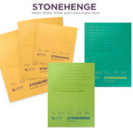 Stonehenge Fine Drawing & Printmaking Paper Pads by Legion