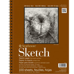 Strathmore 400 Series Sketch Pad, 100 Sheets 5.5x8.5""