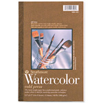 Strathmore 400 Series Watercolor Pad (Cold-Press 12 Sheets) 5.5x8.5""