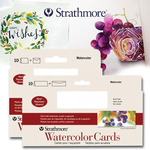 Strathmore Blank Watercolor Greeting Cards