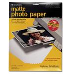 "Strathmore Artist Inkjet Papers Digital Matte Photo Paper 8.5x11"" 15 Sheet Pack"