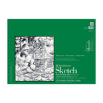 Strathmore 400 Series Recycled Sketch Pad, 30 Sheets 18x24""