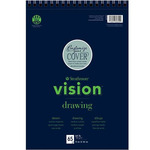 Strathmore Vision Drawing 11x14 In Pad Wire Bound - Medium Surface - 65 Sheets