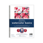 Strathmore Learning Series Watercolor Book Basics 9x12""