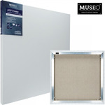 Claessens Belgian Linen Canvas w/ Museo Aluminum Stretcher Frame