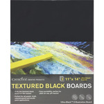 3-Pack Crescent #8 Textured Black Art Mounting Board 11X14