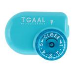 T'Gaal 5 Point Dial Pencil Sharpener Blue