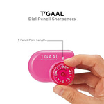 T'Gaal Dial Pencil Sharpeners