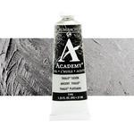Grumbacher Academy Oil Color 37 ml Tube - Thalo Silver