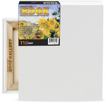 "The Edge All Media Cotton Deluxe Stretched Canvas 1-1/2"" Deep"