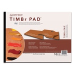 "New Wave Timbr Rectangular Palette Pad 12x16"" - 50 Sheets"