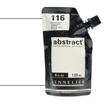 Sennelier Abstract Acrylics Titanium White 120 ml
