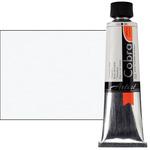 Cobra Water-Mixable Oil Color 150 ml Tube - Titanium White