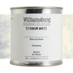 Williamsburg Oil Color 237 ml Can Titanium White